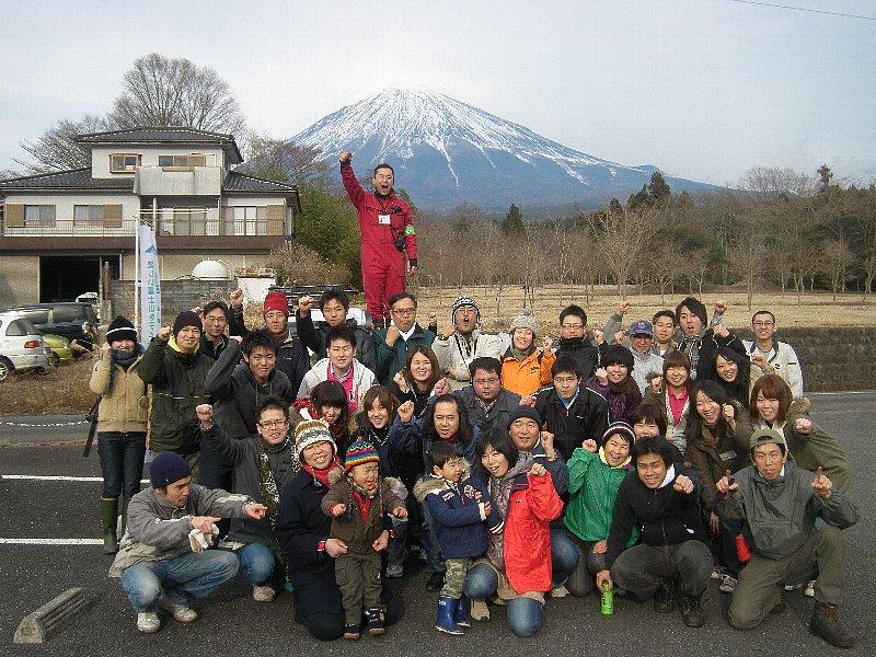 2011年の拾い初め完了ッ!!