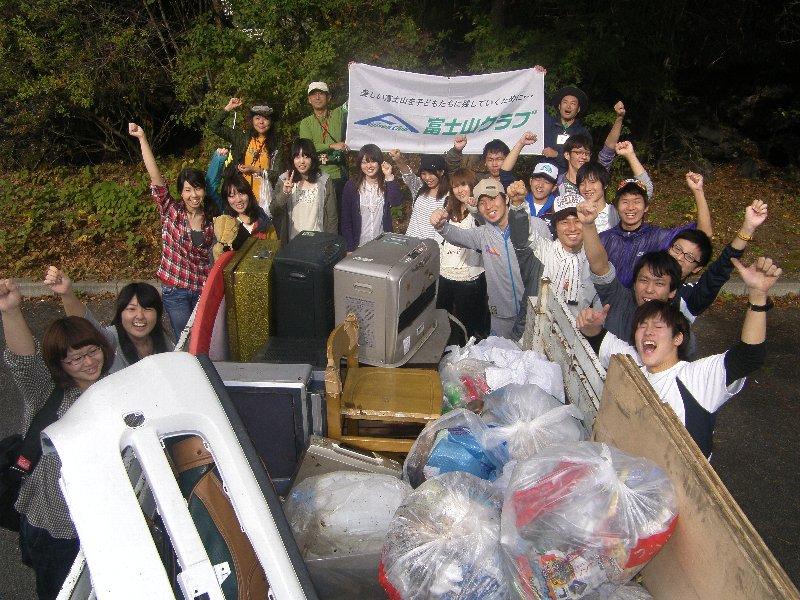 今年2回目!東洋大学ボランティアセンターのみなさん!