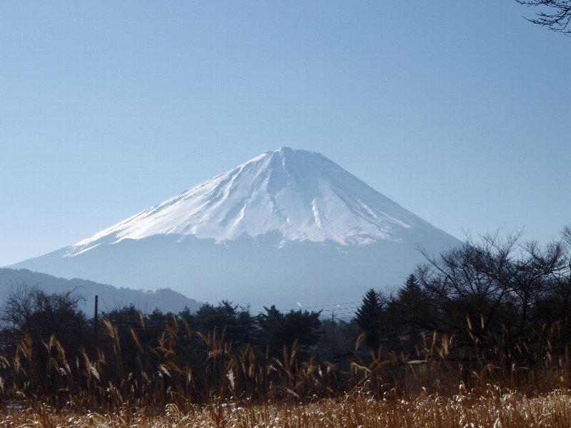 今日は富士山の日!