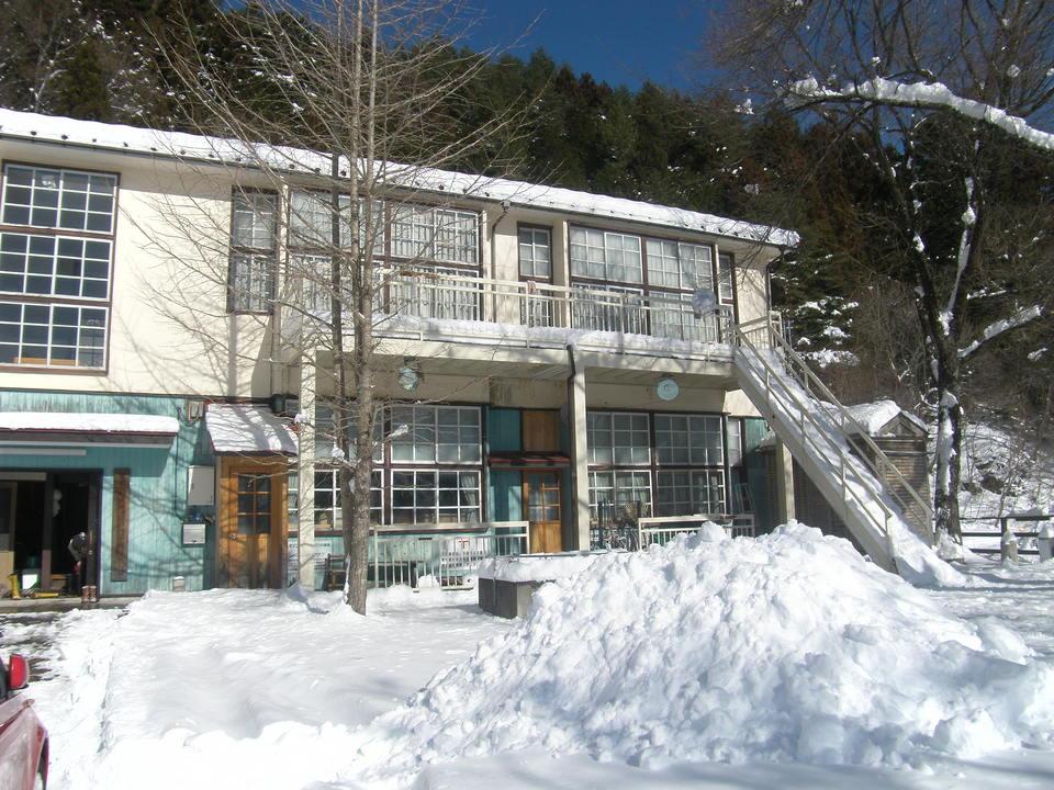 富士山クラブも雪化粧