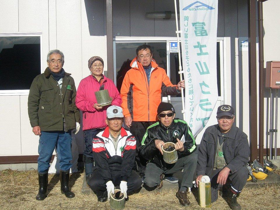 竹林整備体験と竹炭作りを開催しました!!