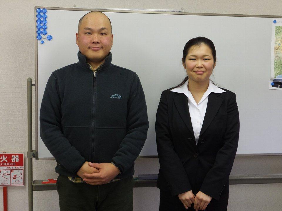 県立広島大学の学生さんが静岡事務所を訪問
