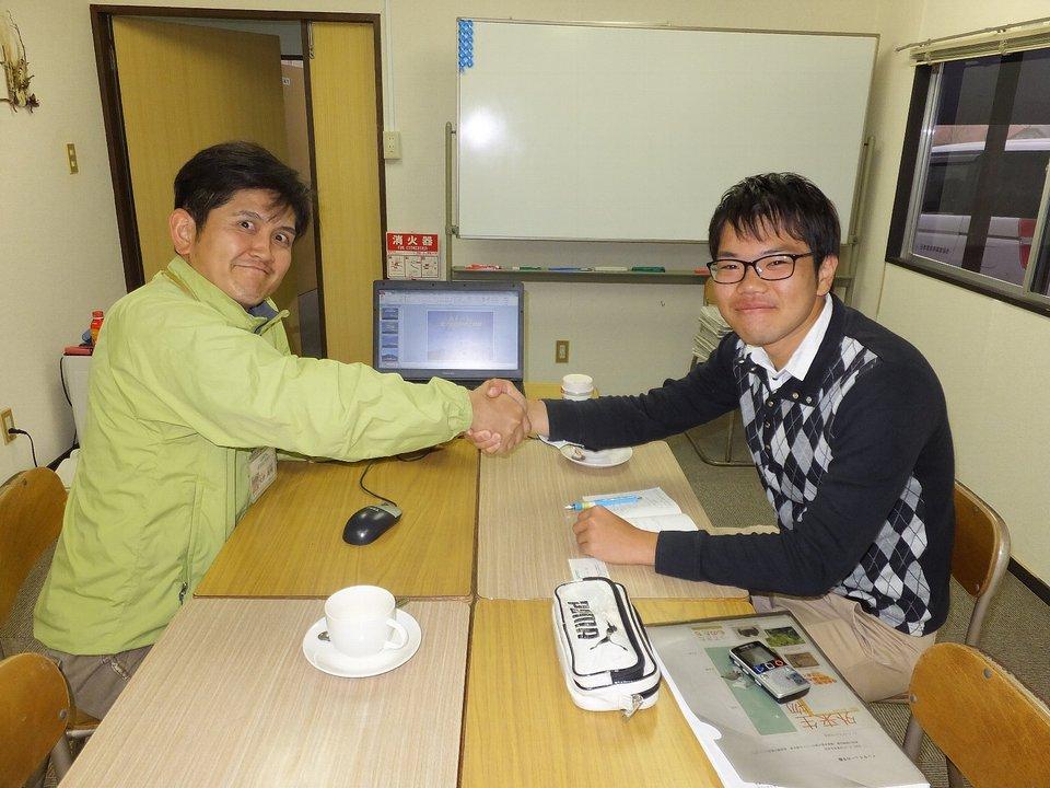 横浜国立大学の学生さんが静岡事務所を来訪してくれました!!