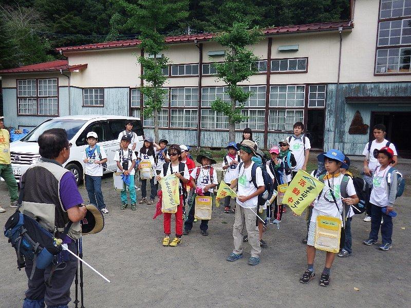 夏休み子どもキャンプ(1回目)...Day2