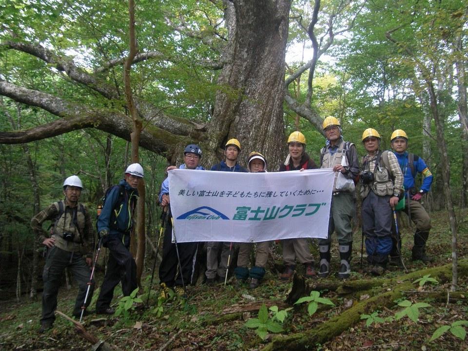 森林調査活動を実施しました!