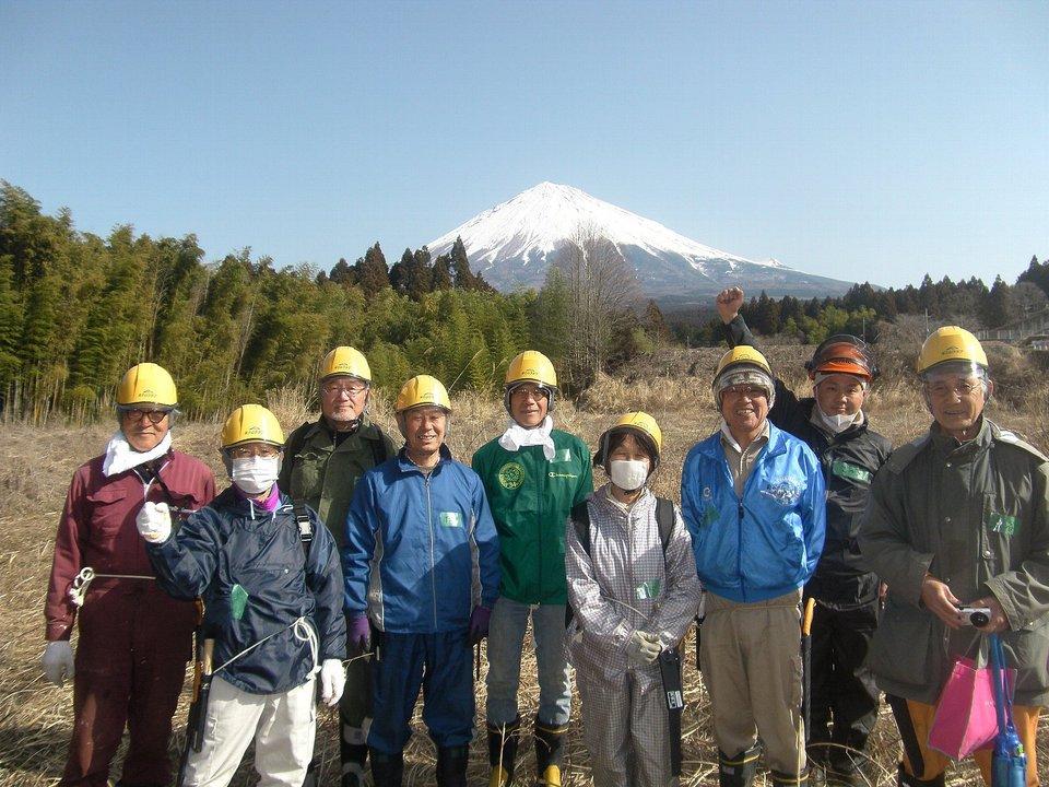 2月の竹林整備活動を実施しました。