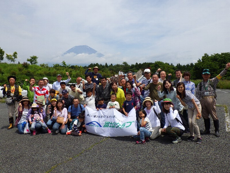東京新都心ロータリークラブのみなさんと清掃活動を実施!