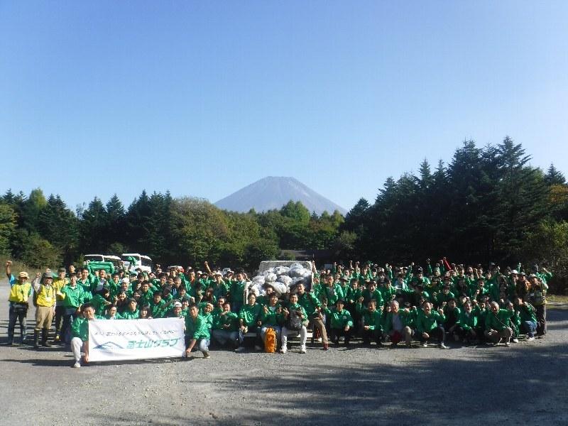 日本リユース業協会のみなさまと清掃活動を実施!