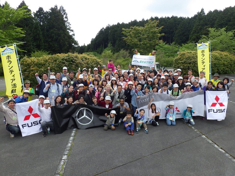 日本におけるダイムラー・グループ