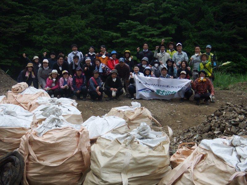 JTBグループ労働組合の皆さまと第1回目の清掃活動を実施!