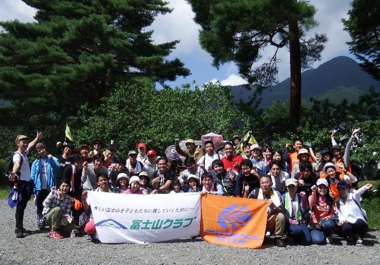 株式会社オートバックスセブンの皆様と清掃活動&もりの学校美化活動を実施!