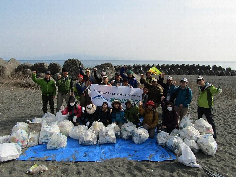 「富士山の日」記念!清掃ボランティアを実施しました!