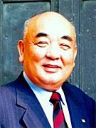 富士山クラブ理事長奥島孝康