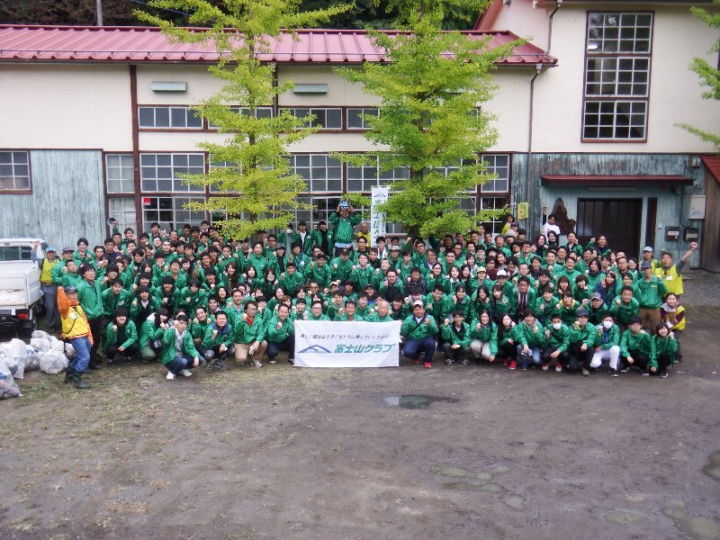 日本リユース業協会清掃活動