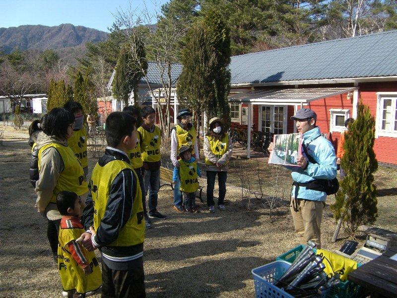 「3月15日=西湖の日」! PICA富士西湖とコラボクリーン活動を実施しました!