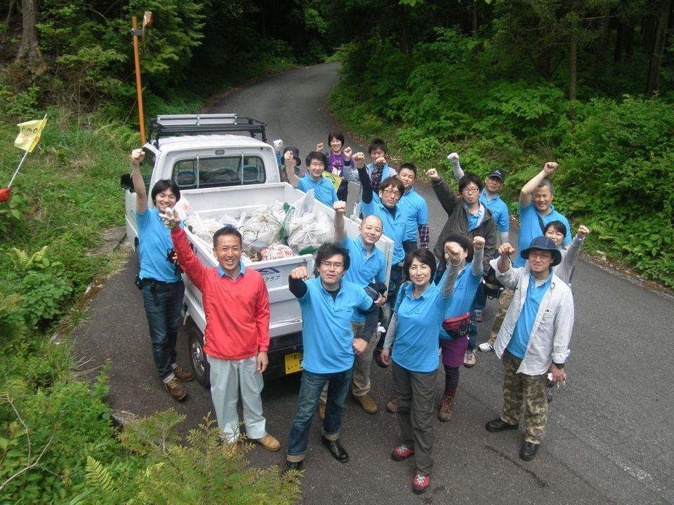 株式会社パーキンエルマージャパンの皆様と清掃活動を実施しました。