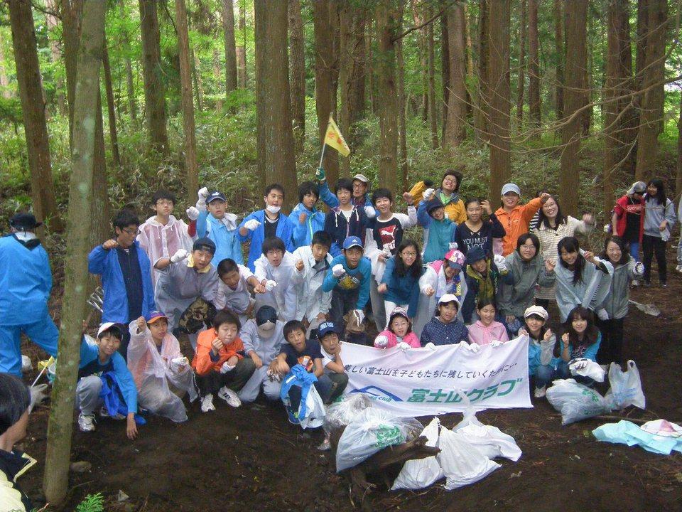 世田谷区立駒沢中学校のみなさんと清掃活動を実施しました!