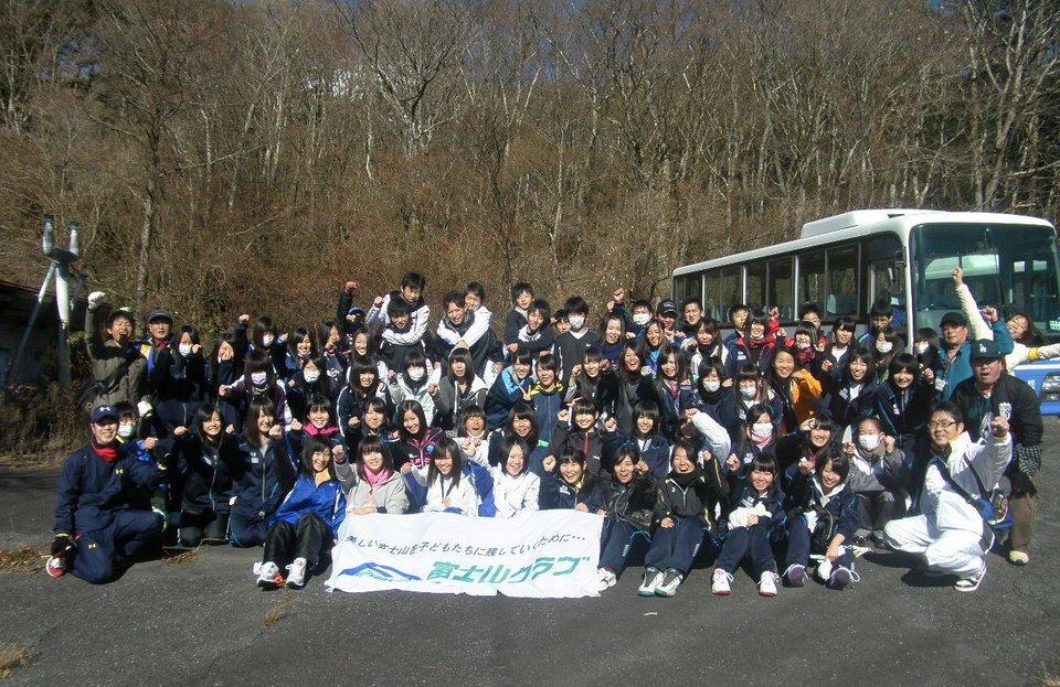 地元高校生と、清掃活動を実施しました!