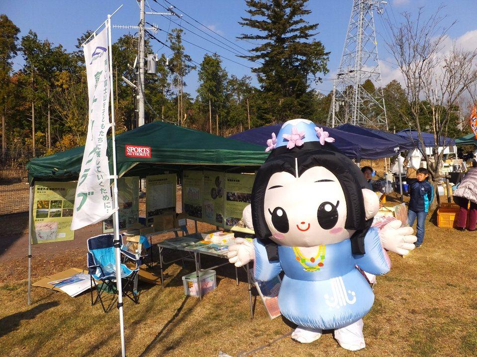 第四回、富士宮市プラザ祭りにブース出展してきました!