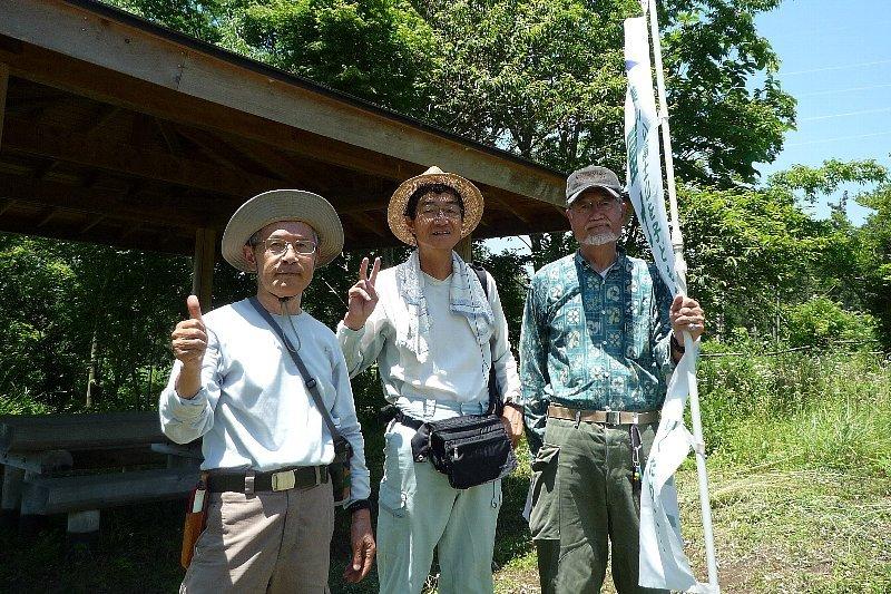 富士山育樹活動実施しました!!