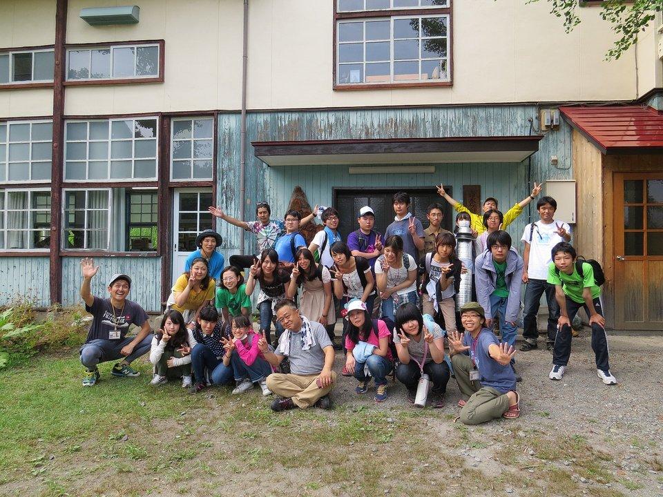 リベラキャンプ@もりの学校...Day3