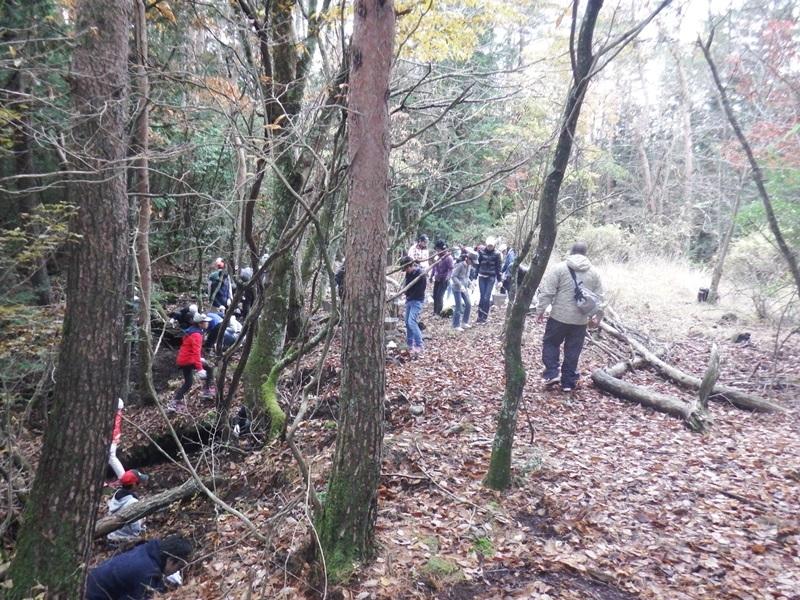 世田谷区船橋希望中学校1年生の皆さんと清掃活動を実施