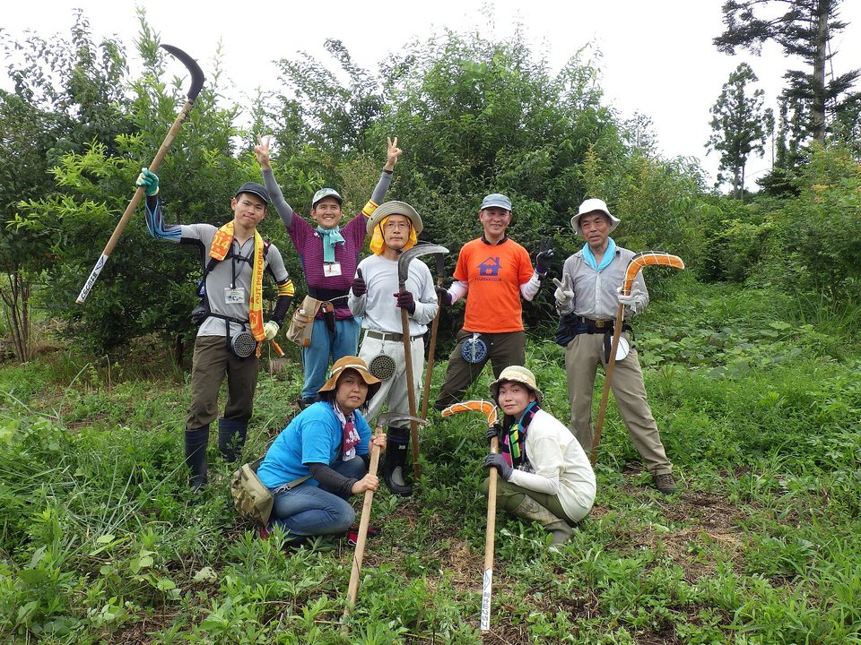 富士山育樹活動2016(3回目)