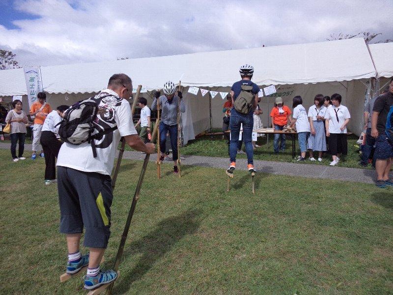 Mt.FUJIエコサイクリング2016にブース出展