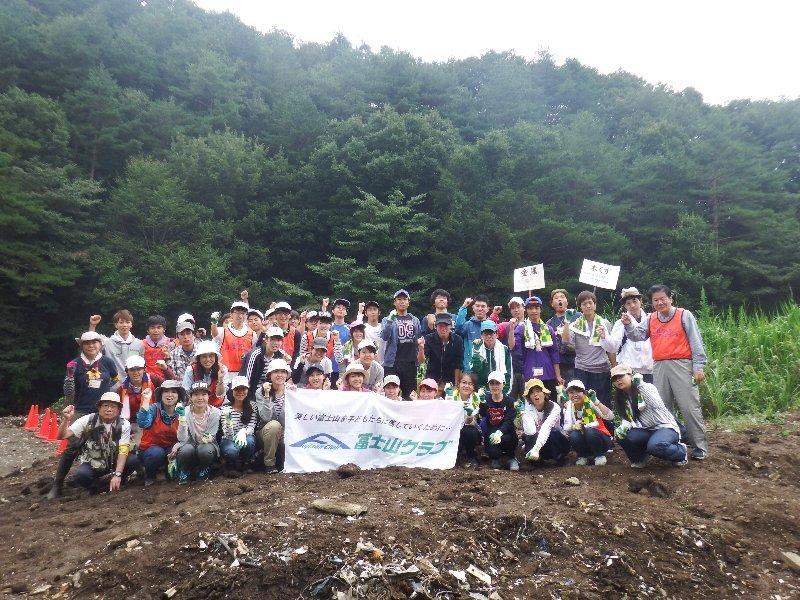 関西大学ボランティアセンターの皆さんと一緒に清掃活動を行いました!