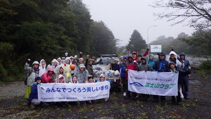 今年も実施。阪急交通社グループのみなさんと清掃ボランティア!