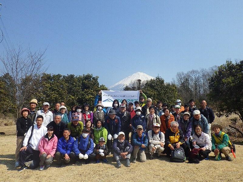 ふじさんネットワーク「富士山外来植物研修会」