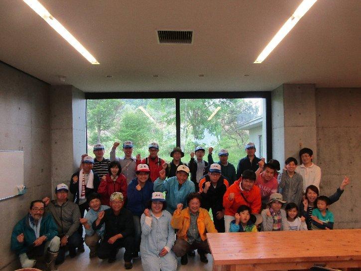 富士宮市特定外来植物駆除講習のお手伝いを行いました