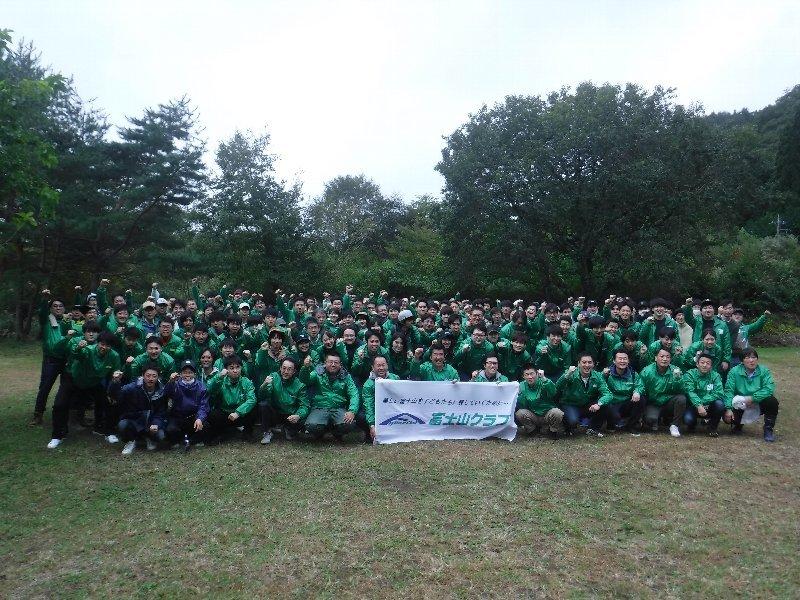 日本リユース業協会の皆さまと清掃活動