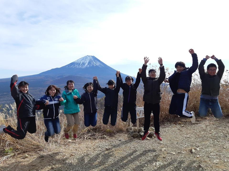 東洋大学学生ボランティアセンター活動・登山