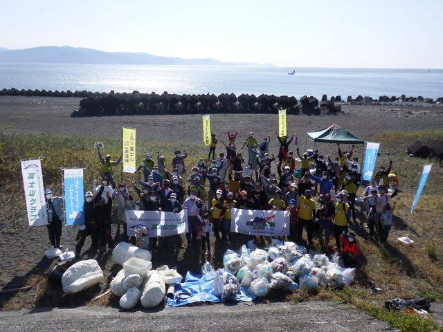 ぐるり富士山風景街道一周清掃2020(3)