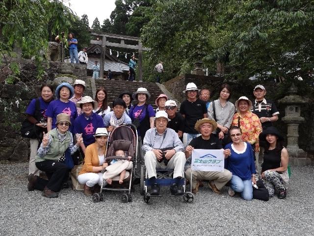 富士山開山祭 村山浅間神社
