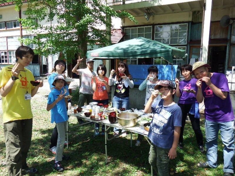 夏休み子どもキャンプ(2回目)...Day3