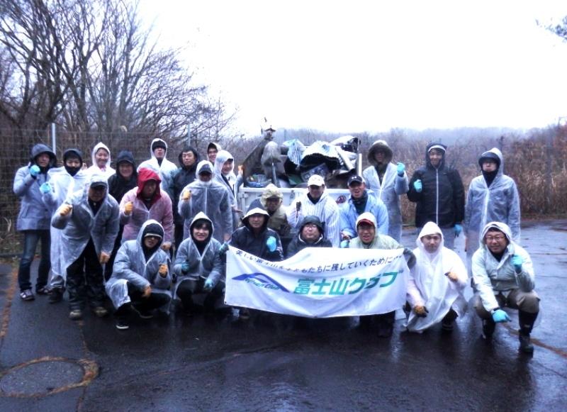 株式会社NTTドコモ千葉支店様と清掃活動を行いました!
