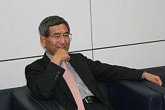 中津川丹社長