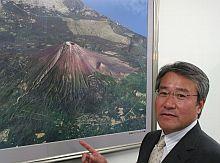 3D写真パネルは富士山クラブ各事務所に展示されている